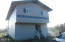 3455 SW Fernwood Ln, Waldport, OR 97394 - North side of home