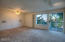 13936 Nw Alika Drive, Seal Rock, OR 97376 - Master Bedroom with Deck