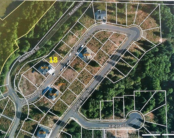 34000 BLK Lahaina Loop Lot 18, Pacific City, OR 97135 - Lot 18