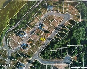 34000 BLK Lahaina Loop Lot 45, Pacific City, OR 97135 - Lot 45