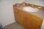 60 SE Cook Ave, Depoe Bay, OR 97341 - Lower level bedroom w/private bath