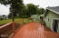 1636 SE Oar, Lincoln City, OR 97367 - Deck and side yard