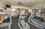 5999 Beachcomber Ln, Pacific City, OR 97135 - state of the art fitness room