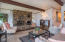 3501 NE 26th St, Lincoln City, OR 97367 - Stone Fireplace