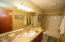 859 SW 8th St., Lincoln City, OR 97367 - Guest bathroom on main level
