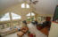 859 SW 8th St., Lincoln City, OR 97367 - Loft views