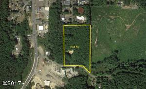 2000 BLK SE Lee Avenue, Lincoln City, OR 97367 - Aerial Map View