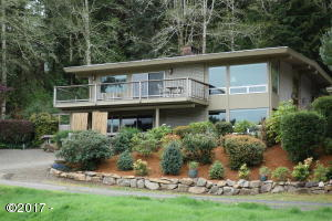 11 Alder Ln, Gleneden Beach, OR 97388 - From the Street