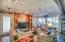 5760 NE Logan Rd, Lincoln City, OR 97367 - Ocean View Living Room
