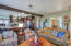 5760 NE Logan Rd, Lincoln City, OR 97367 - Living Open to Wonderful Kitchen