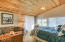 5760 NE Logan Rd, Lincoln City, OR 97367 - Upper Bedroom w/Slider to O'View Deck
