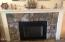 780,788 SW Pacific Coast Hwy, Waldport, OR 97394 - House 1 Fireplace