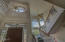 12360 NW Ocean Vista Ln, Seal Rock, OR 97376 - another view of stairway