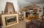 7305 Neptune, Gleneden Beach, OR 97388 - Living room