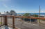 4648 SW Coast Ave., Lincoln City, OR 97367 - Glass railed whale watching deck