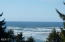 000 SW Norwood Dr, Waldport, OR 97394 - Ocean view from middle of property