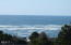 000 SW Norwood Dr, Waldport, OR 97394 - Ocean view from south property line