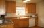 296 Bella Beach Drive, Depoe Bay, OR 97341 - Hardwood floors at kitchen