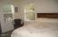 296 Bella Beach Drive, Depoe Bay, OR 97341 - Main floor bedroom