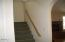 296 Bella Beach Drive, Depoe Bay, OR 97341 - Stairway to master suite