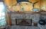 281 Salishan Dr, Gleneden Beach, OR 97388 - South Gas Fireplace