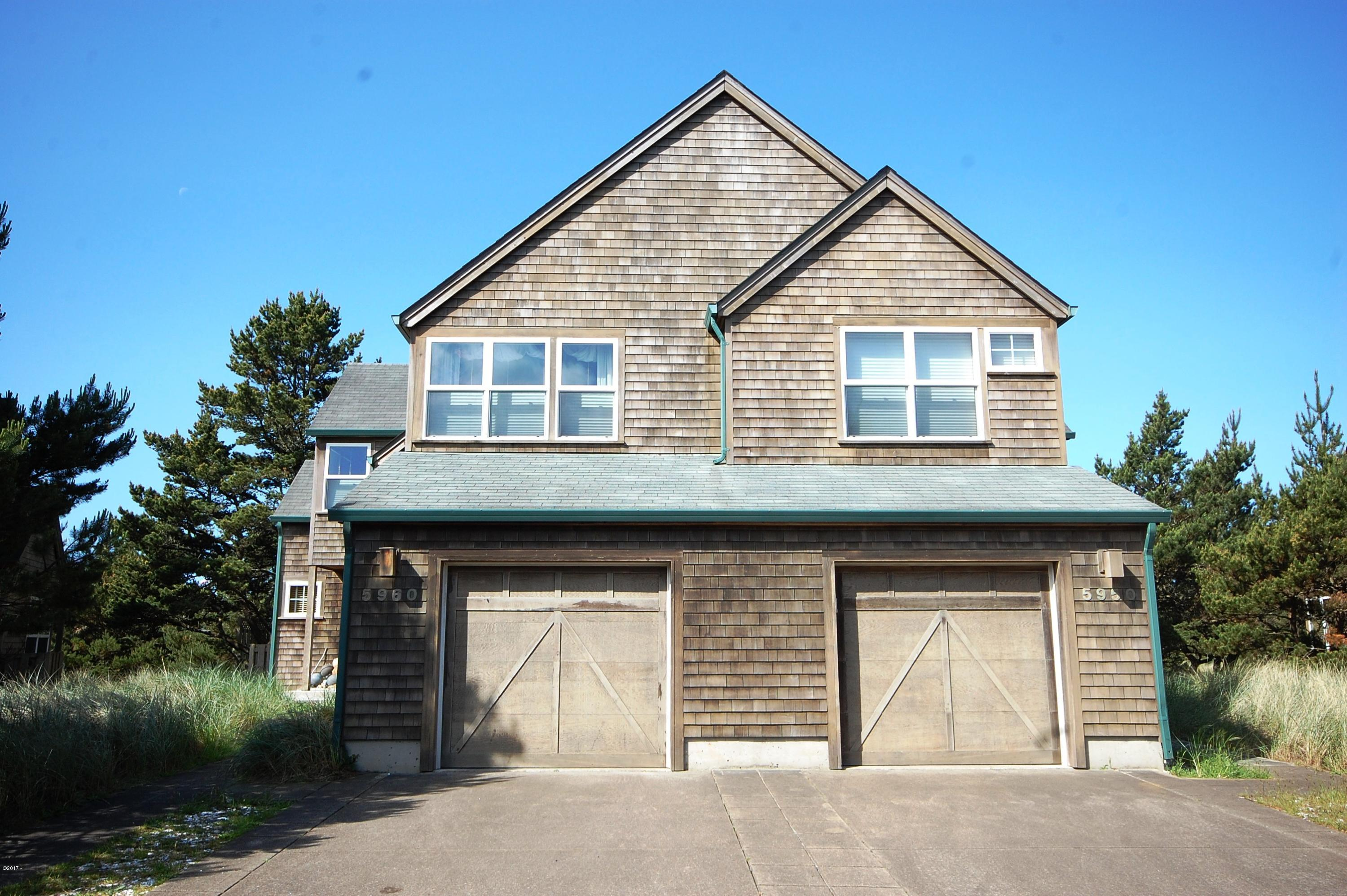 5960 Summerhouse Lane SHARE H, Pacific City, OR 97135 - SeaStar Front Ext