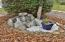 1710 NW Parker Ave, Waldport, OR 97394 - Garden Feature!