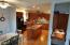 2645 NE 49th Ct, Lincoln City, OR 97367 - Open kitchen to dining and office nook