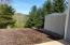2645 NE 49th Ct, Lincoln City, OR 97367 - Terraced back yard where deer sleep
