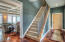 6420 SW Arbor Dr, South Beach, OR 97366 - MODERN STAIRWELL