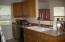 225 Derrick St, Depoe Bay, OR 97341 - Kitchen open to dining area