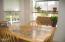 225 Derrick St, Depoe Bay, OR 97341 - Sunny dining room w/bay window