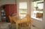 225 Derrick St, Depoe Bay, OR 97341 - Dining area when furnished