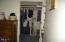 225 Derrick St, Depoe Bay, OR 97341 - Walk in closet at bedroom