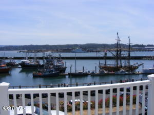 Southerly view from deck