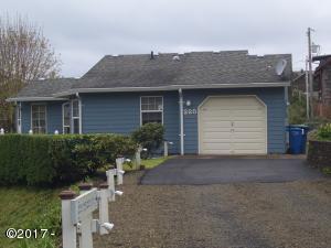 225 Derrick St, Depoe Bay, OR 97341 - Street Elevation