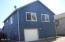 955 NW Spring St, Newport, OR 97365 - West elevation w/Ocean Views