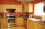 955 NW Spring St, Newport, OR 97365 - Spacious vaulted kitchen