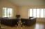 955 NW Spring St, Newport, OR 97365 - Vaulted Great Room w/ Ocean Views