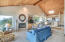 4175 N Hwy 101, D8, Depoe Bay, OR 97388 - Open vaulted living area
