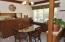 1636 Little Switzerland Rd, Tidewater, OR 97390 - Guest House 2 Dining Room