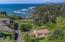 75 Boiler Bay St, Depoe Bay, OR 97341 - Aerial Coastal View