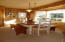 5234 NE Neotsu Dr, Neotsu, OR 97364-9772 - Lakeview dining room adjacent to kitchen