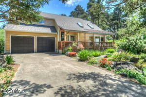 945 SW Pine Ave., Depoe Bay, OR 97341 - Front Of Home