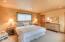 945 SW Pine Ave., Depoe Bay, OR 97341 - Master Bedroom