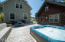 2063 NE 56th Dr, Lincoln City, OR 97367 - Deck and garage