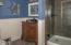 125 SE Bay St, Depoe Bay, OR 97341 - Downstairs Bathroom