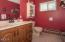 125 SE Bay St, Depoe Bay, OR 97341 - upstairs bathroom