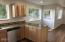 2708 East Devils Lake Rd., Otis, OR 97368 - Kitchen to Family Room & Deck