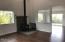 2708 East Devils Lake Rd., Otis, OR 97368 - Living Room to Dining Room with Deck